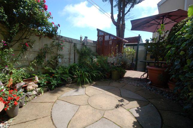 Garden of Skerryvore Caravan Park, Highfield Road, Blackpool FY4