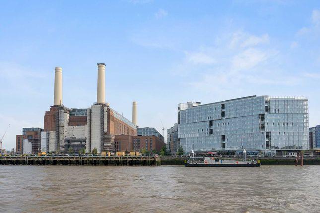 1 bed flat for sale in Battersea Power Station, 188 Kirtling Street, Nine Elms, London SW8