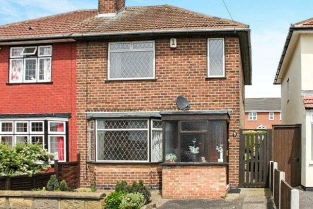 Thumbnail Semi-detached house to rent in Albert Road, Chaddesden, Derby