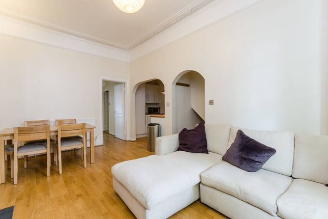 Thumbnail Flat to rent in Crookham Road, Parsons Green