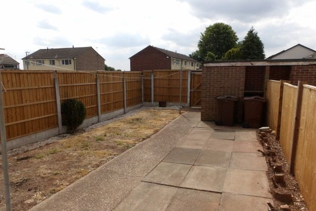 Thumbnail Terraced house to rent in Cranwell Road, Strelley, Nottingham