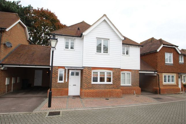 Thumbnail Detached house to rent in Appleby Close, Petts Wood, Orpington, Kent