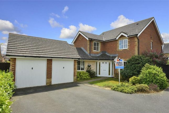 Thumbnail Detached house to rent in Pannell Drive, Hawkinge, Folkestone