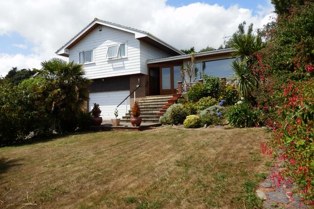 Thumbnail Detached house for sale in Den Brook Close, Torquay