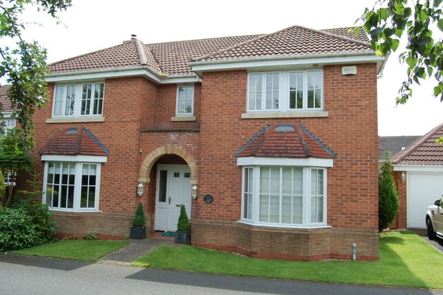 Thumbnail Detached house for sale in Canwell Gate, Four Oaks, Sutton Coldfield