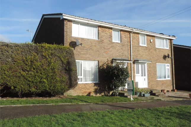Thumbnail Semi-detached house for sale in Martyns Way, Bexhill On Sea, East Sussex