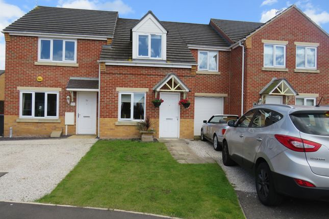 Thumbnail Terraced house for sale in Croft House Way, Bolsover, Chesterfield