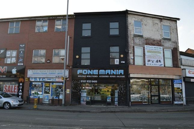 Thumbnail Studio for sale in Bury New Road, Greater Manchester