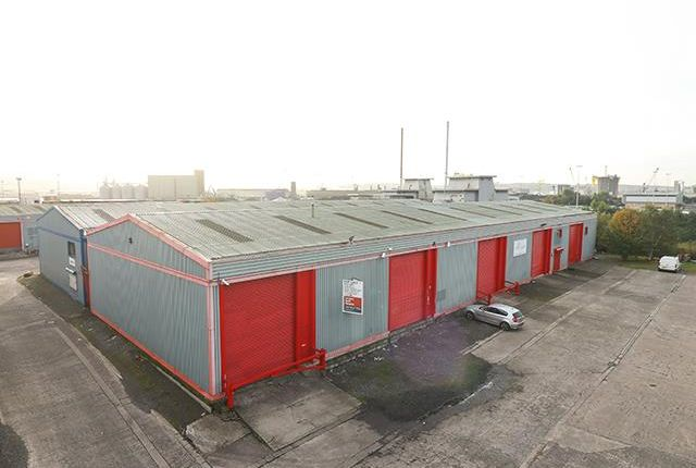 Thumbnail Warehouse for sale in Units 32-37 Somerton Industrial Park, Belfast, County Antrim