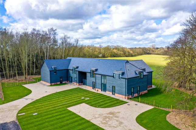 Thumbnail Semi-detached bungalow for sale in Upper Bedfords Farm, Lower Bedfords Road, Romford