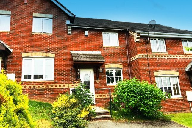 Thumbnail Terraced house to rent in Bishops Grove, Merthyr Tydfil