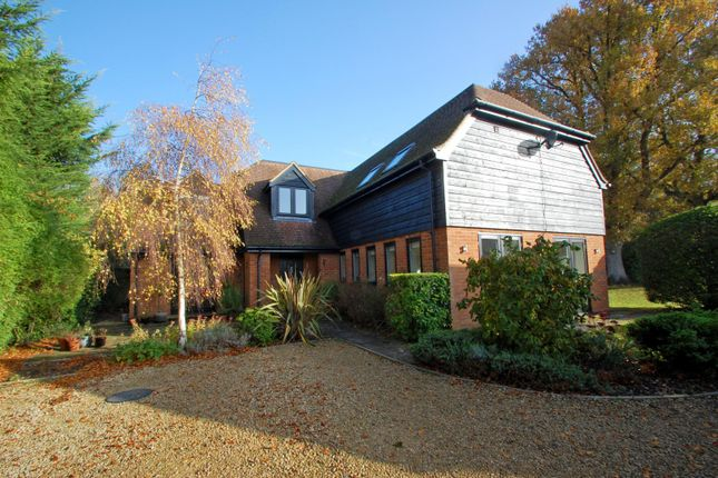 Thumbnail Detached house for sale in Rowan Barn, Stylecroft Road, Chalfont St Giles, Buckinghamshire