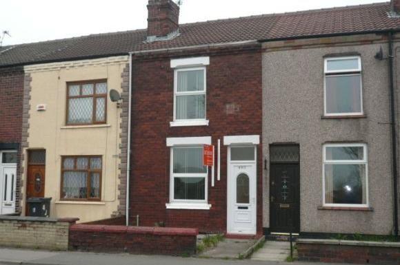 Thumbnail Terraced house to rent in Bickershaw Lane, Bickershaw, Wigan