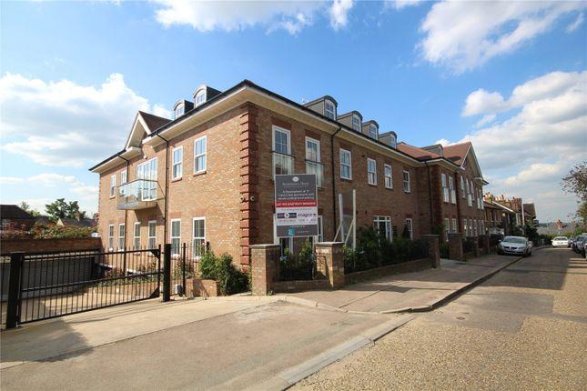 Thumbnail Flat for sale in Bournehall House, Bournehall Road, Bushey, Hertfordshire