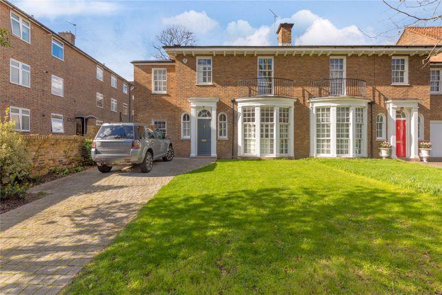 Thumbnail Semi-detached house for sale in Canonbury Park South, Canonbury, Islington, London