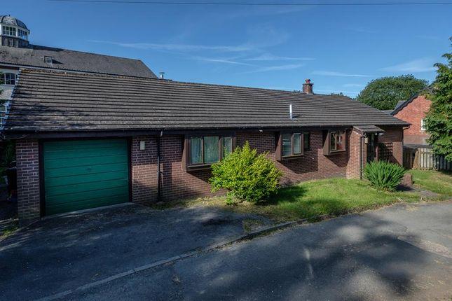 Thumbnail Detached bungalow for sale in Arosfa, Spa Road, Llandrindod Wells