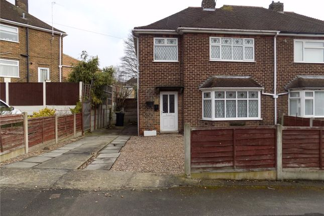 3 bed semi-detached house for sale in Coppice Drive, Heanor, Derbyshire