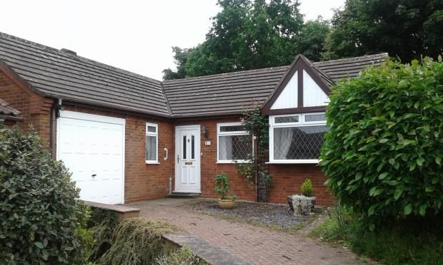 Thumbnail Bungalow to rent in Shepherds Lea, Beverley, East Riding Of Yorkshire