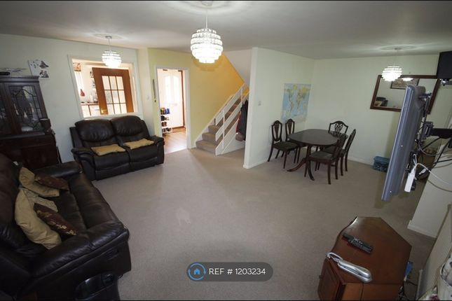 Thumbnail Detached house to rent in Fraser Avenue, Reading