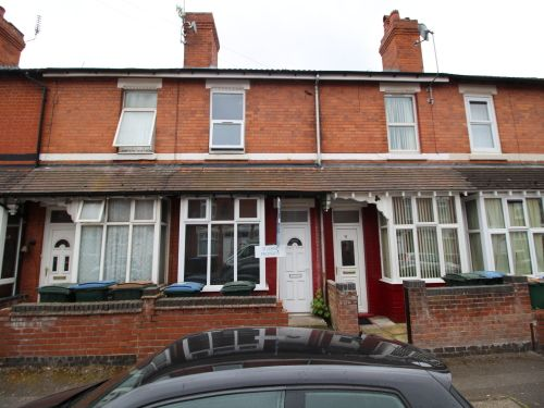 Thumbnail Terraced house to rent in Harley Street, Coventry
