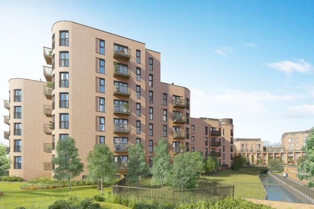 Thumbnail Flat for sale in New South Quarter, Croydon