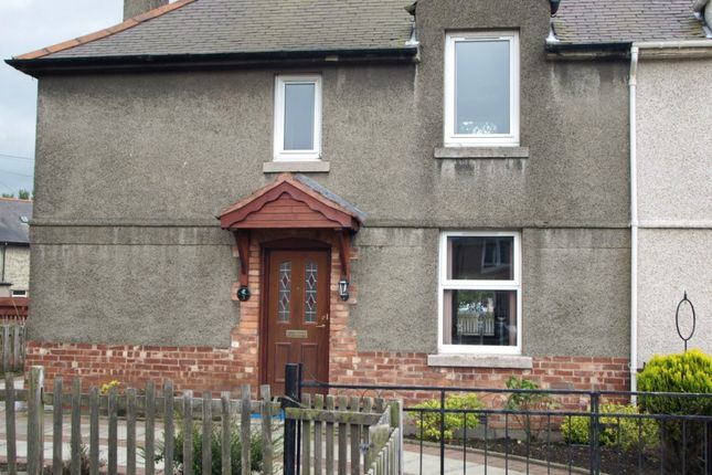 Thumbnail 2 bed terraced house to rent in Mary Place, Dunfermline
