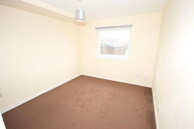 Master Bedroom of Wellington Street, Wishaw ML2