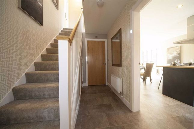 Entrance Hallway of The Finstock, Fellside Development, Chipping PR3