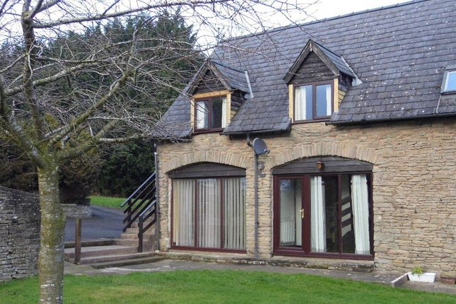Thumbnail Property to rent in Rowlestone, Herefordshire