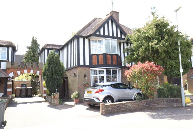 Thumbnail Semi-detached house for sale in Limbury Road, Luton