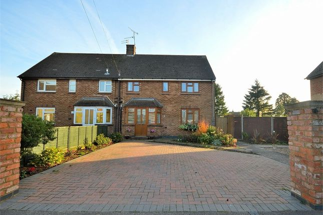 3 bed semi-detached house for sale in Hervey Close, Headlands, Northampton