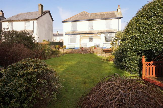 4 bed detached house for sale in Pengover Road, Liskeard