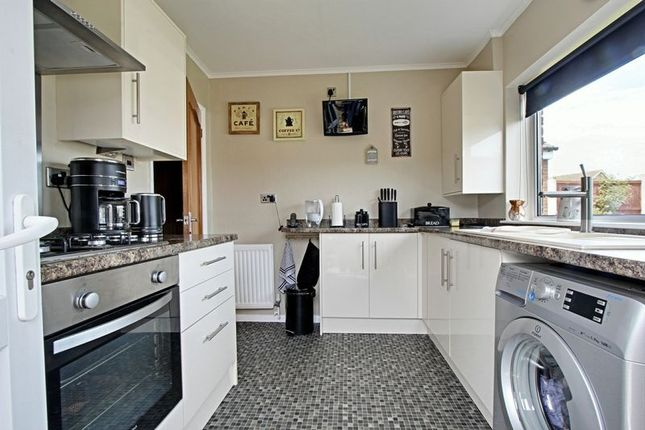 Thumbnail Semi-detached bungalow for sale in Station Road, Ulceby