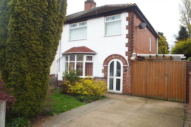 Thumbnail Property to rent in Beaumont Avenue, Mansfield, Nottingham