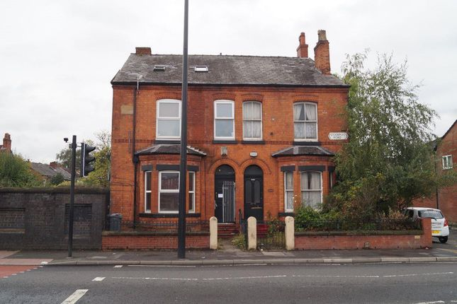 Thumbnail Terraced house for sale in Stockport Road, Manchester