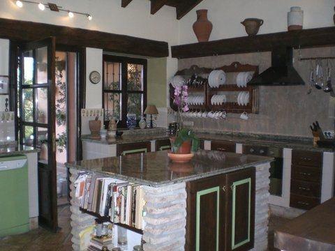 Kitchen of Spain, Málaga, Coín