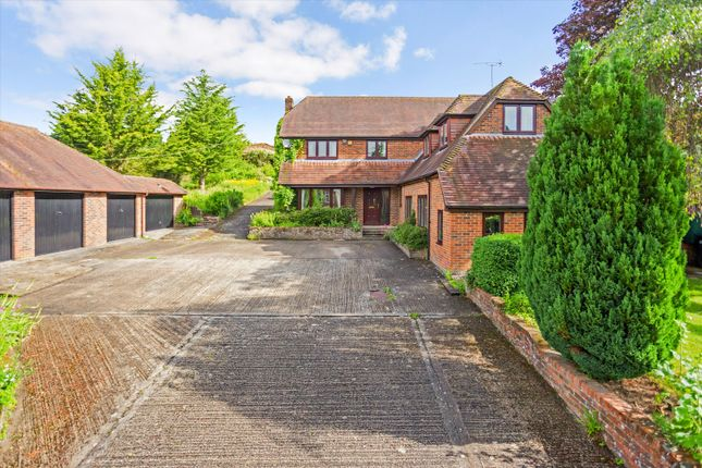 6 bed detached house for sale in Aylesbury House, Cadley Road, Collingbourne Ducis, Marlborough, Wiltshire SN8