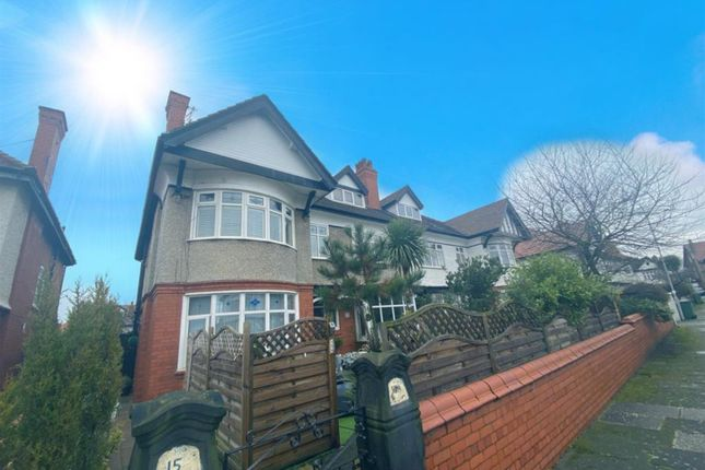 Thumbnail Flat for sale in Beresford Road, Wallasey