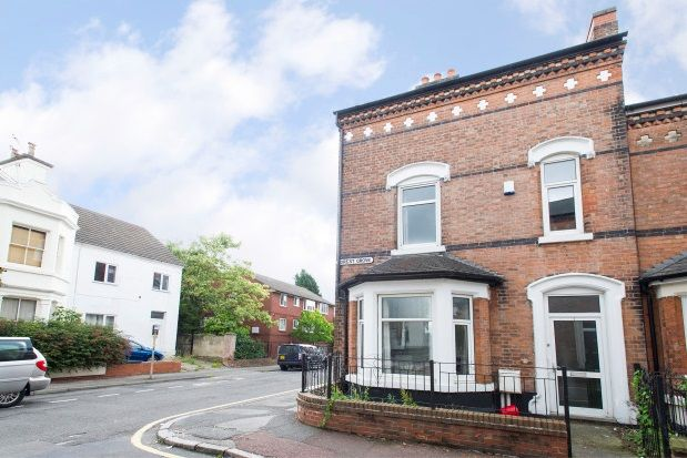 Thumbnail Property to rent in Forest Grove, Nottingham