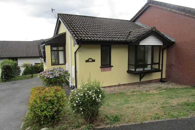 Thumbnail Semi-detached bungalow to rent in Edison Crescent, Clydach, Swansea, City And County Of Swansea.