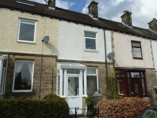 Thumbnail Terraced house to rent in Southfield Terrace, Addingham, Ilkley