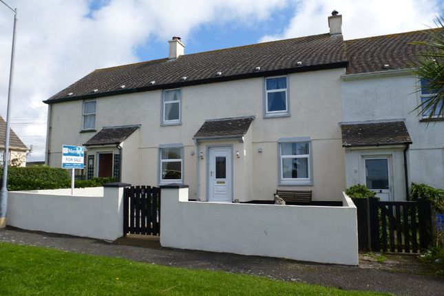 4 bed terraced house for sale in Atlantic Crescent, Sennen, Penzance