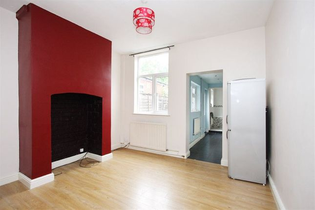 Thumbnail Terraced house to rent in Hanover Street, Newcastle-Under-Lyme