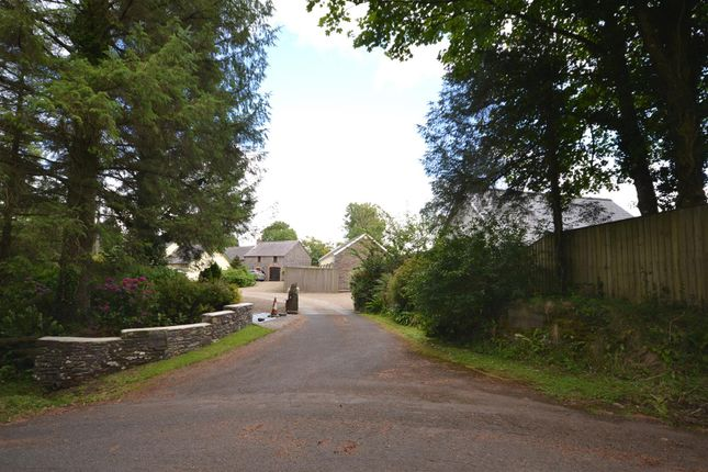 The Approach of New Mill, St. Clears, Carmarthen SA33