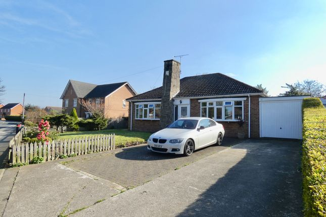 Thumbnail Bungalow for sale in Brigg Lane, Camblesforth, Selby