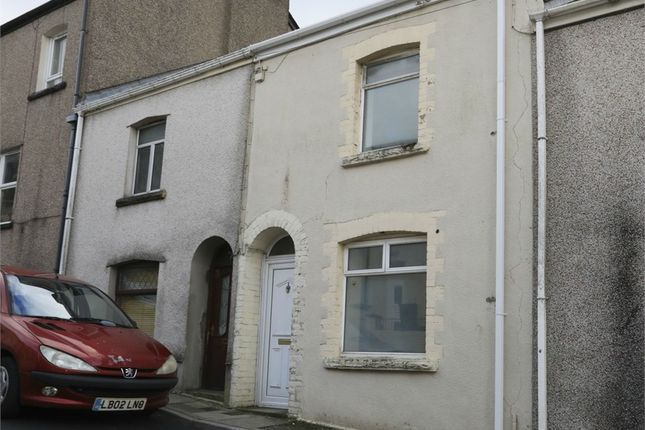 Thumbnail Terraced house for sale in Newall Street, Abertillery, Blaenau Gwent