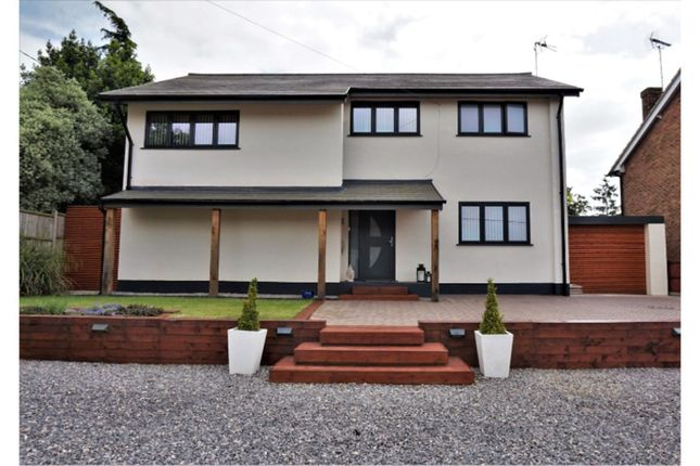 Thumbnail Detached house for sale in The Drive, Hockley
