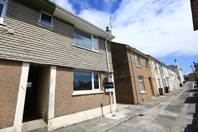 Thumbnail End terrace house for sale in Alfred Place, Ford, Plymouth