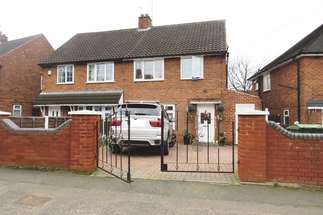 Semi-detached house in  Milton Road  Bilston W Birmingham