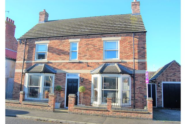 Thumbnail Detached house for sale in William Street, Burton Latimer, Kettering